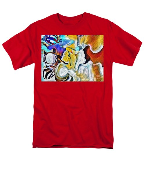 Men's T-Shirt  (Regular Fit) featuring the photograph A New Day Coming by Kathie Chicoine