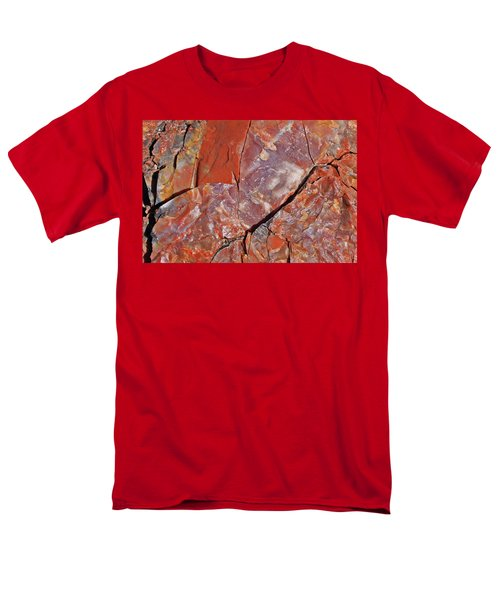 A Slice Of Time Men's T-Shirt  (Regular Fit) by Gary Kaylor