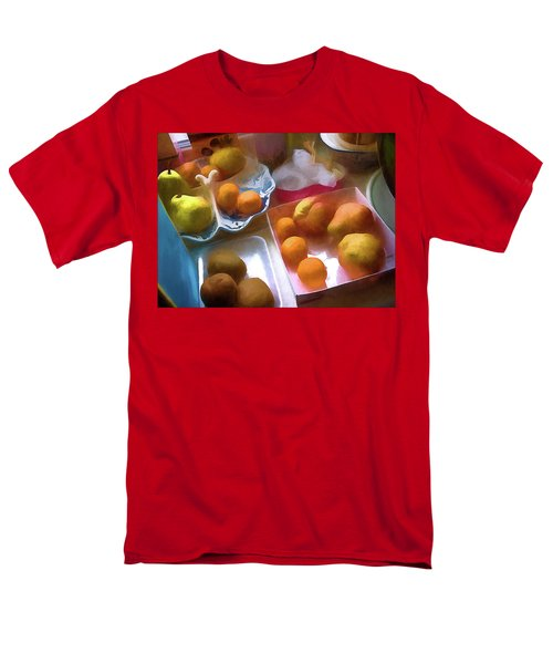 A Still Life # 25 Men's T-Shirt  (Regular Fit) by Vladimir Kholostykh