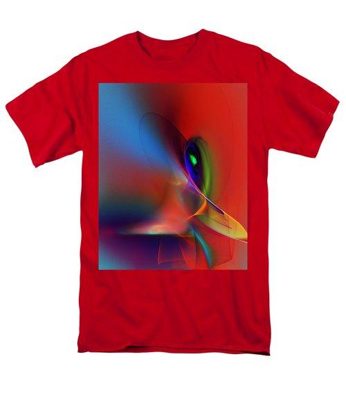 Abstract 042612a Men's T-Shirt  (Regular Fit)