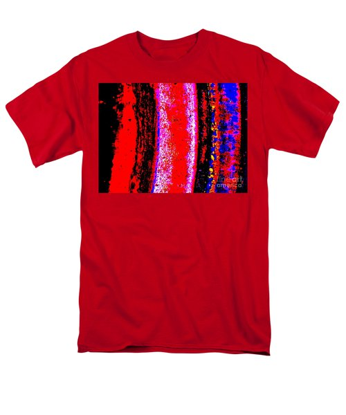 Abstract  Abstraction Men's T-Shirt  (Regular Fit) by Tim Townsend