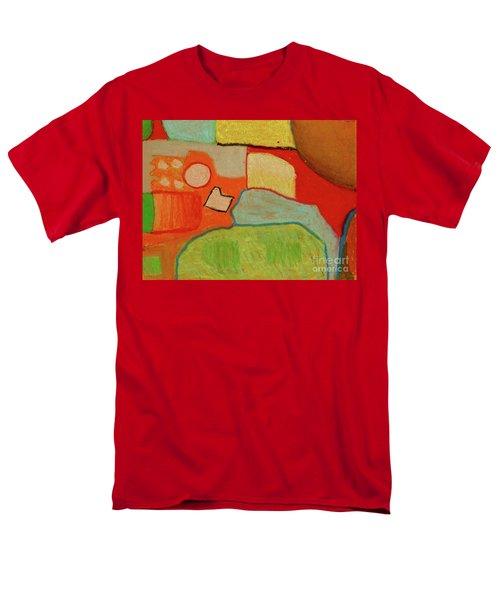 Abstraction123 Men's T-Shirt  (Regular Fit)