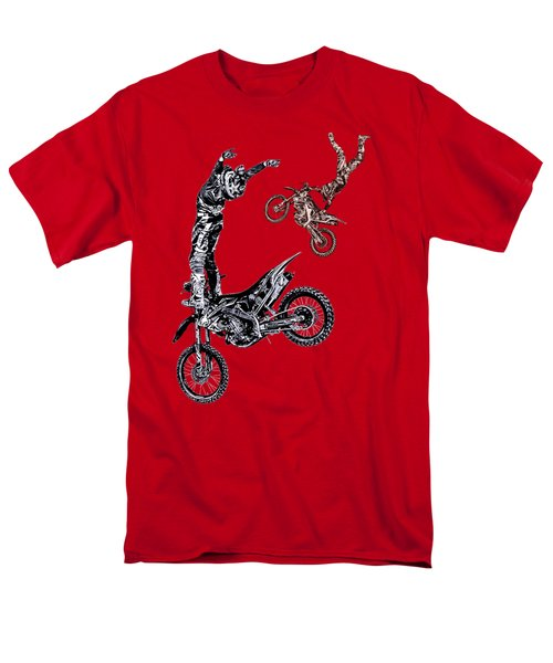 Air Riders Men's T-Shirt  (Regular Fit) by Caitlyn Grasso