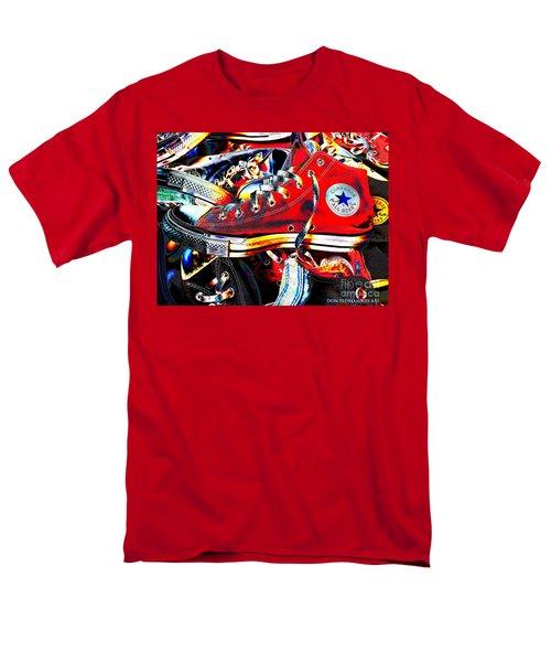 Alte Convieh Gathering Men's T-Shirt  (Regular Fit) by Don Pedro De Gracia