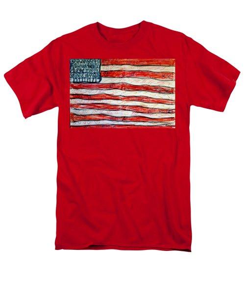 American Social Men's T-Shirt  (Regular Fit) by Paulo Guimaraes