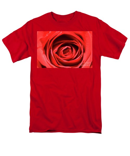 Men's T-Shirt  (Regular Fit) featuring the photograph Anonymously Deliverred by Stephen Mitchell