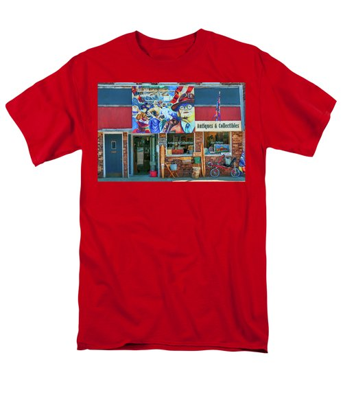 Antiques And Collectibles Men's T-Shirt  (Regular Fit) by Trey Foerster