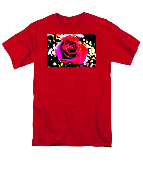 Artistic Rose - 9161 Men's T-Shirt  (Regular Fit) by G L Sarti
