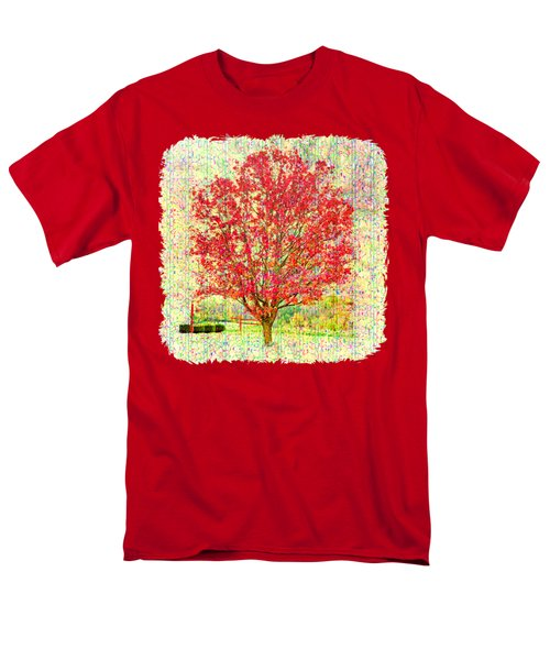 Autumn Musings 2 Men's T-Shirt  (Regular Fit) by John M Bailey