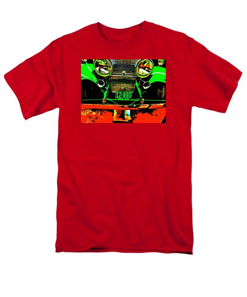 Bahre Car Show II 21 Men's T-Shirt  (Regular Fit) by George Ramos