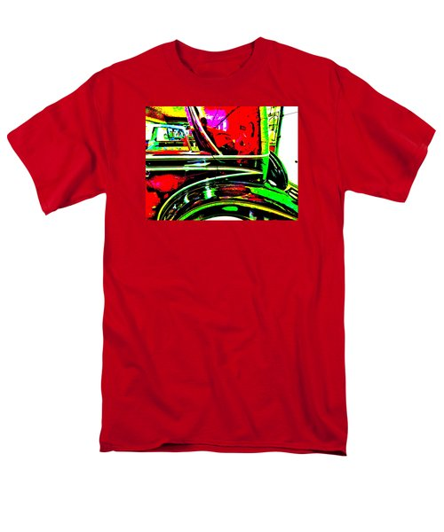 Bahre Car Show II 26 Men's T-Shirt  (Regular Fit) by George Ramos
