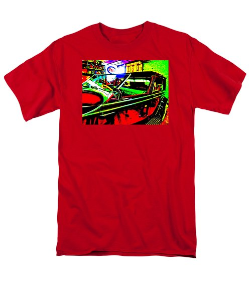 Bahre Car Show II 31 Men's T-Shirt  (Regular Fit) by George Ramos