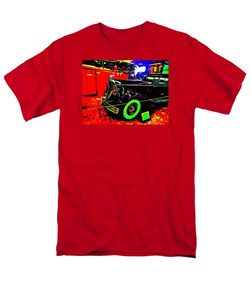 Bahre Car Show II 32 Men's T-Shirt  (Regular Fit) by George Ramos