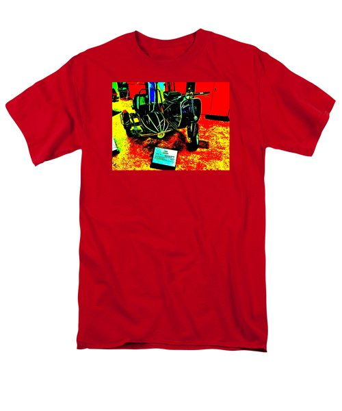 Bahre Car Show II 33 Men's T-Shirt  (Regular Fit) by George Ramos