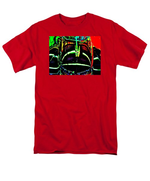 Bahre Car Show II 41 Men's T-Shirt  (Regular Fit) by George Ramos