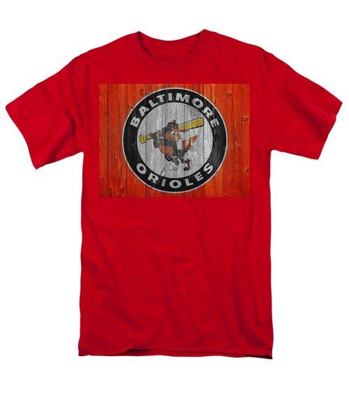 Baltimore Orioles Graphic Barn Door Men's T-Shirt  (Regular Fit)