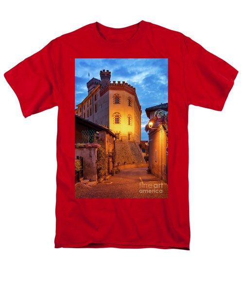 Men's T-Shirt  (Regular Fit) featuring the photograph Barolo Morning by Brian Jannsen