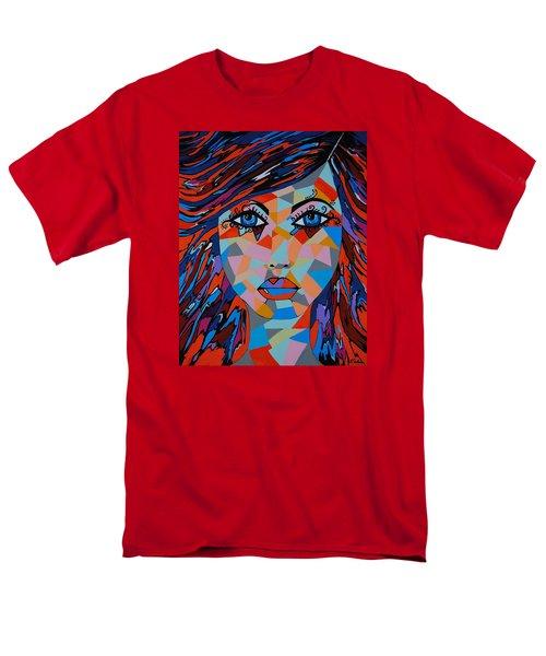 Men's T-Shirt  (Regular Fit) featuring the painting Bella by Kathleen Sartoris