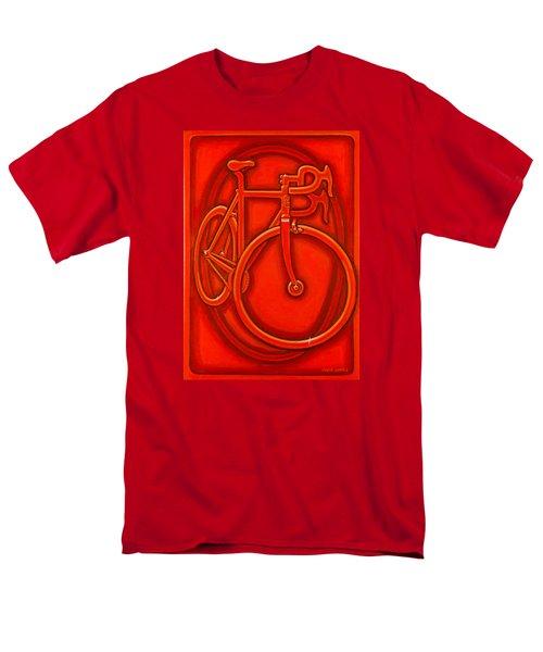Bespoked In Orange  Men's T-Shirt  (Regular Fit)