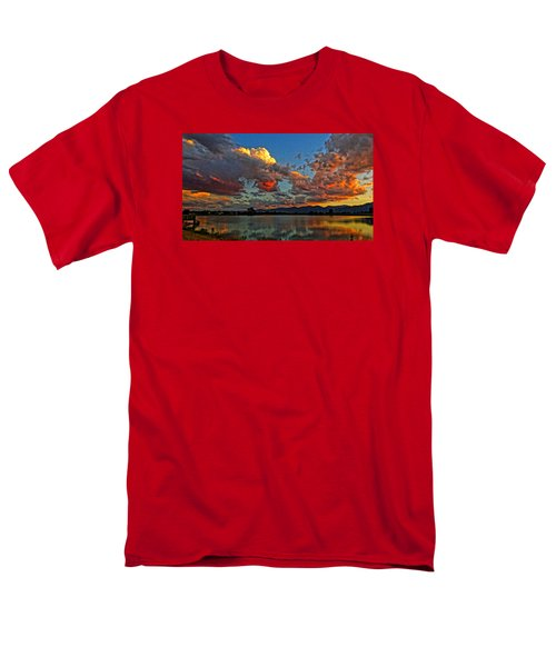 Big Sky Men's T-Shirt  (Regular Fit) by Eric Dee