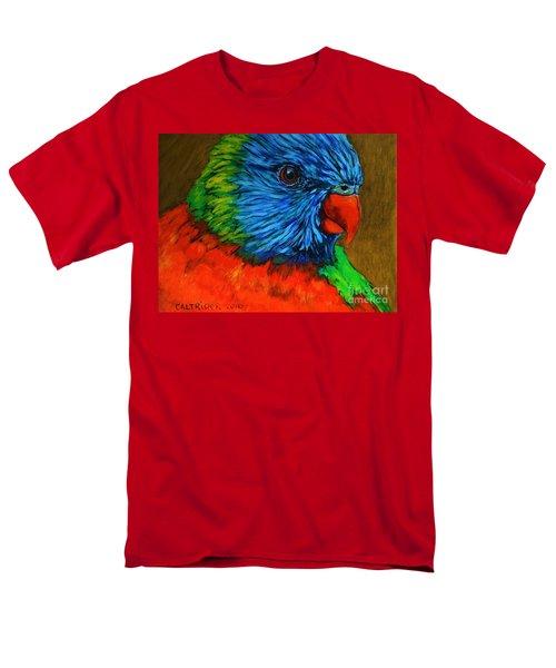 Birdie Birdie Men's T-Shirt  (Regular Fit) by Alison Caltrider