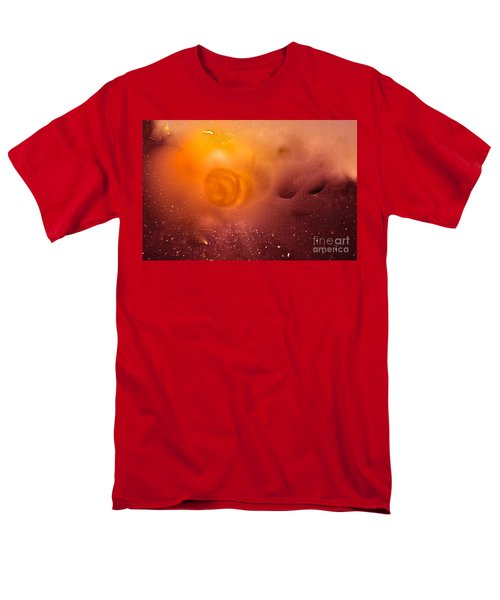 Blood Sun Men's T-Shirt  (Regular Fit) by Patricia Schneider Mitchell