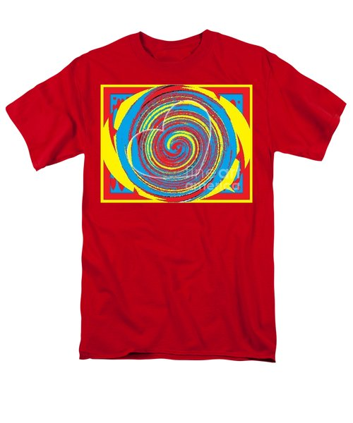 Men's T-Shirt  (Regular Fit) featuring the painting Boo Hearted by Catherine Lott
