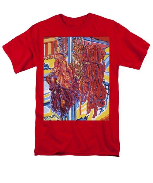 Boucherie Hamdane Freres I Men's T-Shirt  (Regular Fit) by Robert SORENSEN