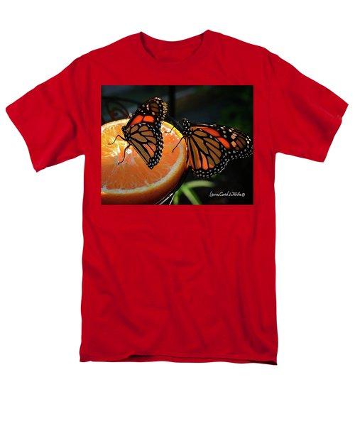 Butterfly Attraction Men's T-Shirt  (Regular Fit)