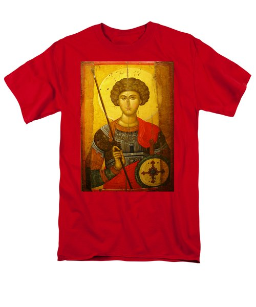 Byzantine Knight Men's T-Shirt  (Regular Fit)