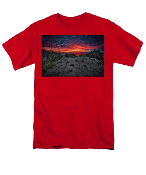 Cape Cod Sunrise Men's T-Shirt  (Regular Fit)