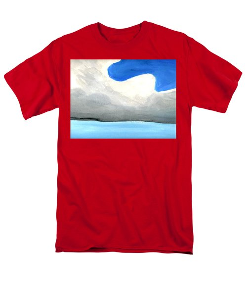 Caribbean Trade Winds Men's T-Shirt  (Regular Fit) by Dick Sauer