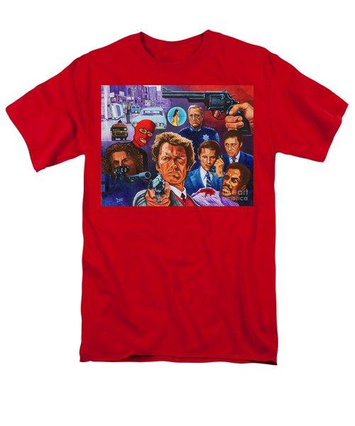 Clint Men's T-Shirt  (Regular Fit) by Michael Frank