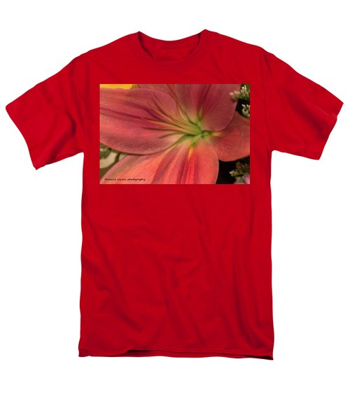Close Up And Personal Men's T-Shirt  (Regular Fit) by Nance Larson