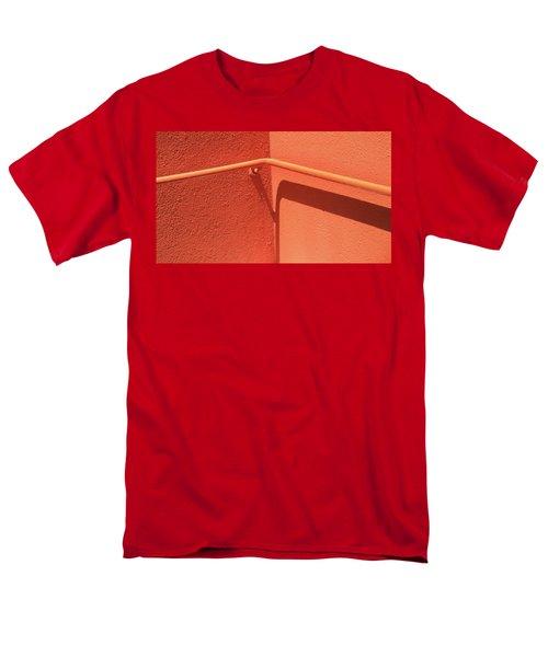 Colors And Shadows Cornered Men's T-Shirt  (Regular Fit)