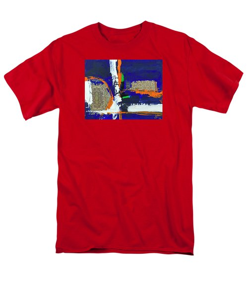 Composition Orientale No 1 Men's T-Shirt  (Regular Fit) by Walter Fahmy