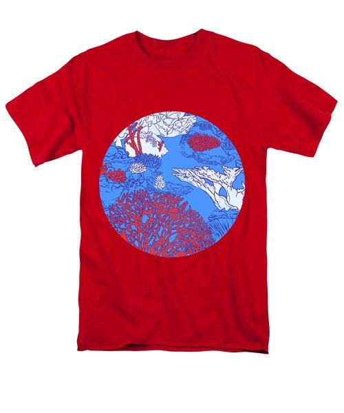 Coral Reef Men's T-Shirt  (Regular Fit)