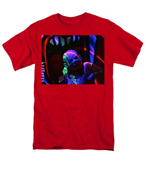 Men's T-Shirt  (Regular Fit) featuring the photograph Cry Baby by Patricia Arroyo