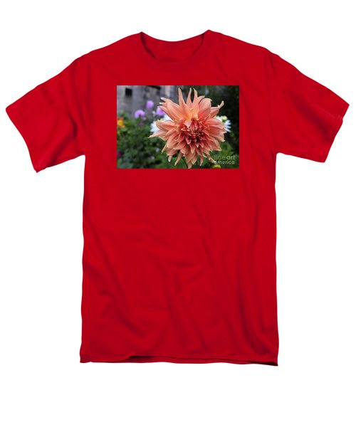 Dahlia - Inverness Men's T-Shirt  (Regular Fit) by Amy Fearn