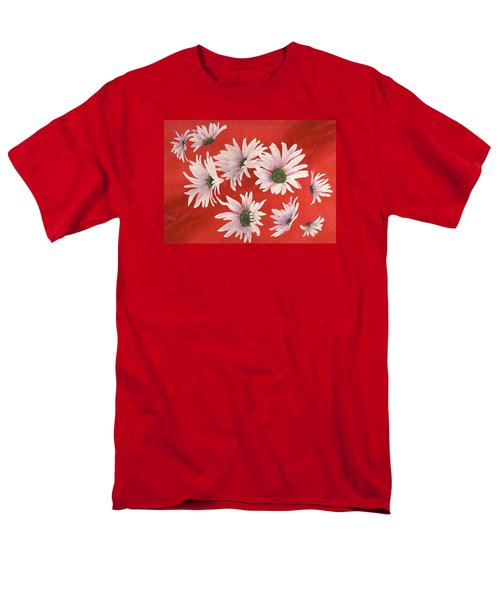 Daisy Chain Men's T-Shirt  (Regular Fit) by Ruth Kamenev
