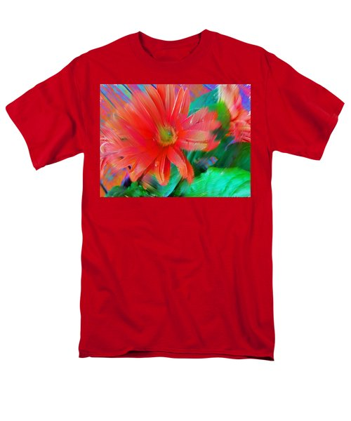 Daisy Fun Men's T-Shirt  (Regular Fit) by Karen Nicholson