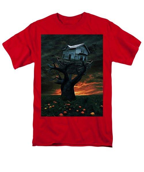 Dark Night Men's T-Shirt  (Regular Fit) by Mihaela Pater