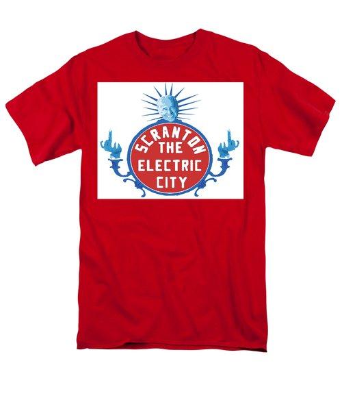 Diamond Joe Men's T-Shirt  (Regular Fit) by Michael Coolbaugh
