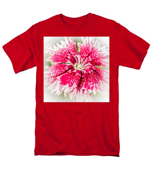 Dianthus Beauty Men's T-Shirt  (Regular Fit) by Yeates Photography