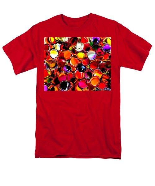 Digital2012b Men's T-Shirt  (Regular Fit) by Loxi Sibley