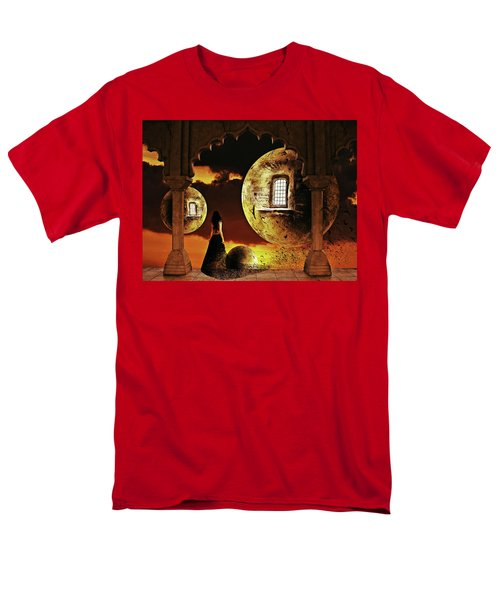 Dispersion Dream Men's T-Shirt  (Regular Fit) by Mihaela Pater