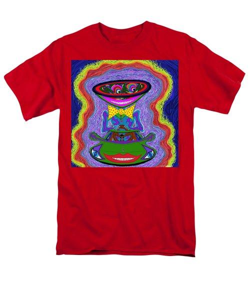 Doctor Techniko Men's T-Shirt  (Regular Fit) by Robert SORENSEN