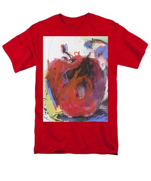 Men's T-Shirt  (Regular Fit) featuring the painting Dr. Repellent by Robert Joyner