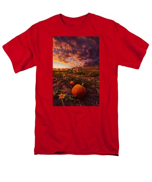 Echos You Can See Men's T-Shirt  (Regular Fit) by Phil Koch