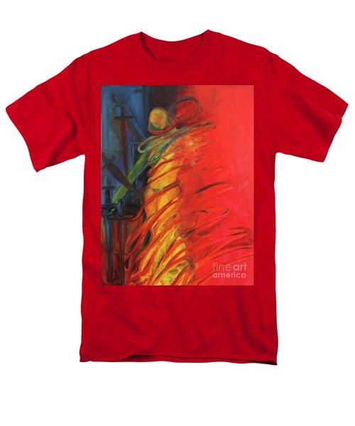 Eight Of Swords Men's T-Shirt  (Regular Fit)